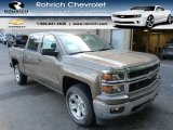 2014 Brownstone Metallic Chevrolet Silverado 1500 LT Crew Cab 4x4 #85488457