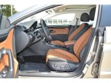 2014 Volkswagen CC Executive Truffle/Black Interior