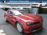 2014 Red Rock Metallic Chevrolet Camaro LT Coupe #85488454