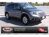 2012 Polished Metal Metallic Honda CR-V EX #85488403