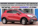 2013 Ruby Red Metallic Buick Encore Premium AWD #85488438