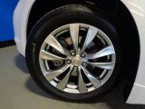 Infiniti M 2013 Wheels and Tires