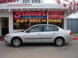 2005 Galaxy Silver Metallic Chevrolet Malibu Sedan #8539997