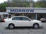 2005 White Chevrolet Malibu LS V6 Sedan #8532563