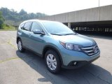 2014 Mountain Air Metallic Honda CR-V EX-L AWD #85499368