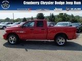 2014 Flame Red Ram 1500 Express Quad Cab 4x4 #85498679
