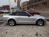 2006 Satin Silver Metallic Ford Mustang GT Premium Convertible #85498661