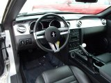 2006 Ford Mustang GT Premium Convertible Dark Charcoal Interior