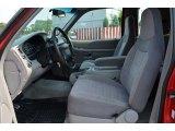 1997 Ford Explorer Sport 4x4 Medium Graphite Interior