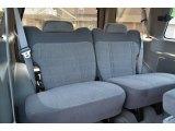 1997 Ford Explorer Sport 4x4 Rear Seat