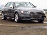 2014 Monsoon Gray Metallic Audi S4 Premium plus 3.0 TFSI quattro #85499525