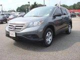 2012 Polished Metal Metallic Honda CR-V LX #85499686