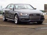 2014 Monsoon Gray Metallic Audi S4 Premium plus 3.0 TFSI quattro #85499521