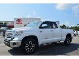 2014 Super White Toyota Tundra Limited Double Cab #85498824
