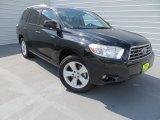 2010 Black Toyota Highlander Limited #85499009