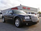2008 Brilliant Black Crystal Pearl Chrysler 300 C HEMI #8537168