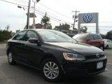 2013 Deep Black Pearl Metallic Volkswagen Jetta Hybrid SE #85499505