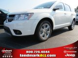 2014 White Dodge Journey Limited #85498802