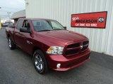 2014 Deep Cherry Red Crystal Pearl Ram 1500 Express Quad Cab 4x4 #85499651