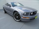 2006 Tungsten Grey Metallic Ford Mustang GT Premium Coupe #85498999