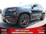 2014 Brilliant Black Crystal Pearl Jeep Grand Cherokee SRT 4x4 #85498778