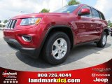 2014 Deep Cherry Red Crystal Pearl Jeep Grand Cherokee Laredo #85498777