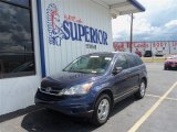 2011 Royal Blue Pearl Honda CR-V LX #85498623