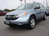 2011 Glacier Blue Metallic Honda CR-V LX #85498765