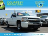2011 Summit White Chevrolet Silverado 1500 LS Extended Cab #85499477