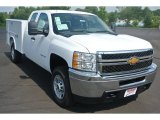 2013 Chevrolet Silverado 2500HD Work Truck Extended Cab Utility Data, Info and Specs