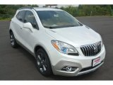2013 White Pearl Tricoat Buick Encore Leather #85499297
