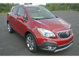 2013 Ruby Red Metallic Buick Encore Leather #85499296
