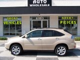 2009 Golden Almond Metallic Lexus RX 350 #85499138