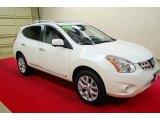 2013 Pearl White Nissan Rogue SL #85498731