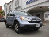 2007 Glacier Blue Metallic Honda CR-V LX #85498724