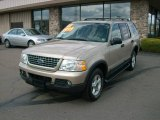 2003 Harvest Gold Metallic Ford Explorer XLT 4x4 #8531333