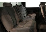 2006 Chevrolet Silverado 1500 LT Crew Cab 4x4 Rear Seat