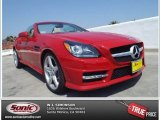 2014 Mars Red Mercedes-Benz SLK 250 Roadster #85498717