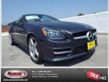 2014 Steel Grey Metallic Mercedes-Benz SLK 250 Roadster #85498716
