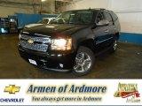 2014 Black Chevrolet Tahoe LTZ 4x4 #85498955