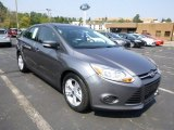 2014 Sterling Gray Ford Focus SE Sedan #85498708