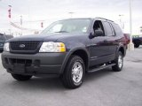 2003 True Blue Metallic Ford Explorer XLS 4x4 #8526943