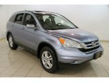 2010 Glacier Blue Metallic Honda CR-V EX-L AWD #85499256