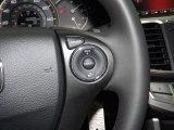 2014 Honda Accord Sport Sedan Controls