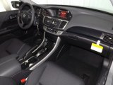2014 Honda Accord Sport Sedan Dashboard