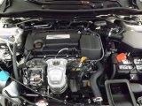 2014 Honda Accord Sport Sedan 2.4 Liter Earth Dreams DI DOHC 16-Valve i-VTEC 4 Cylinder Engine
