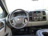 2011 Chevrolet Silverado 1500 Crew Cab 4x4 Dashboard