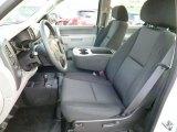 2011 Chevrolet Silverado 1500 Crew Cab 4x4 Front Seat