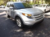 2013 Ingot Silver Metallic Ford Explorer Limited #85498418