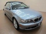 2006 Silver Grey Metallic BMW 3 Series 330i Convertible #85498417